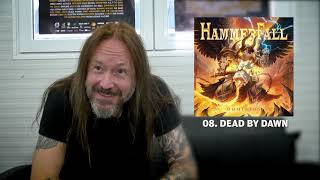 HAMMERFALL - Dead by Dawn (Dominion Track by Track) | Napalm Records