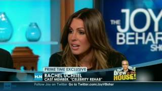 Rachel Uchitel: I was a love addict