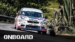 ONBOARD   Márcio Pereira / Patrícia Pereira - Mitsubishi Lancer Evo VII [Rali Gondomar 2019]