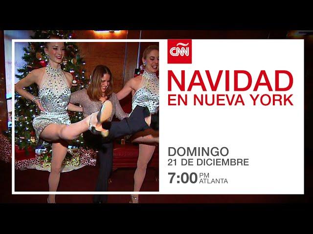 ESPECIAL: Navidad en Nueva York
