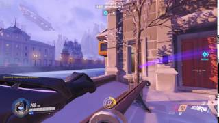 Widowmaker trick in Volskaya Industries
