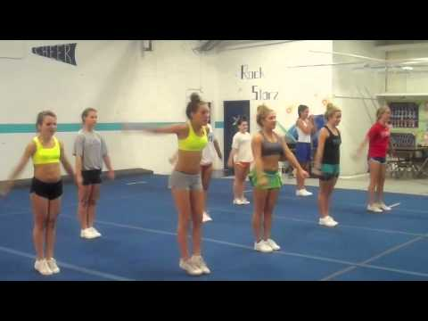 Cheerleading - Tumbling Music Videos
