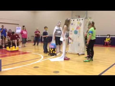 Jefferson village school OM world finals 2014