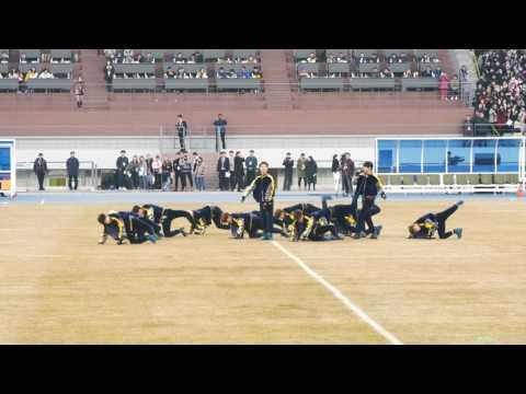 170311 아산 무궁화프로축구단 홈 개막전 세븐틴(SEVENTEEN)-아주 NICE [4k]