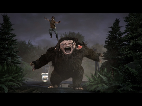 TROLL AND I - FEATURES TRAILER