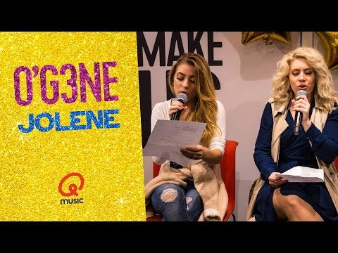 O'G3NE - 'Jolene' (live bij Qmusic)