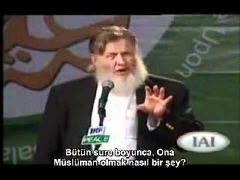 müslüman olan rahip