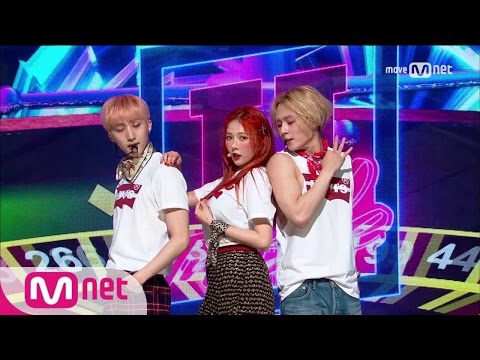 [Triple H - 365 FRESH] KPOP TV Show | M COUNTDOWN 170518 EP.524
