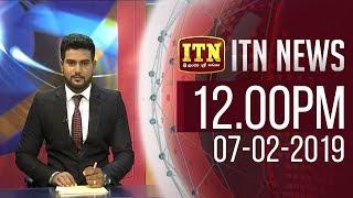 ITN News 2019-02-07 | 12.00 PM