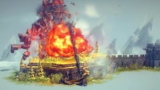 Besiege - Medieval Physics is Fun