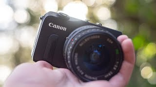 Is a $150 Camera AWFUL or AMAZING? | Canon EOS M W/ Magic Lantern Review