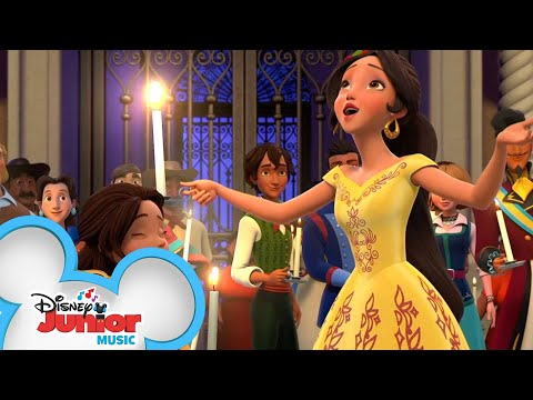 Let Love Light The Way Music Video | Elena of Avalor | Disney Junior