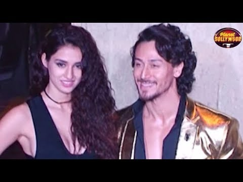 Tiger Shroff Doesn't Want To Get Clicked With Girlfriend Disha Patani | Bollywood News