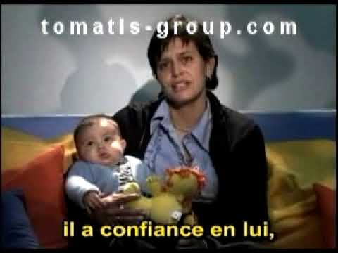testimony of pregnant person tomatis - Tomatis method ENG + FR