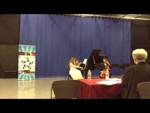 Beethoven -Ghost Trio in D Major movement I: Allegro con br