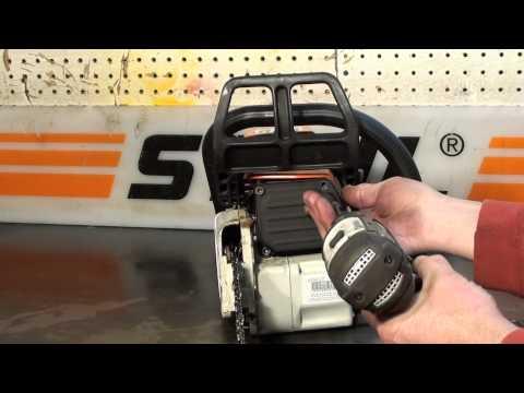 The chainsaw guy shop talk Stihl 036 Pro chainsaw 4 7