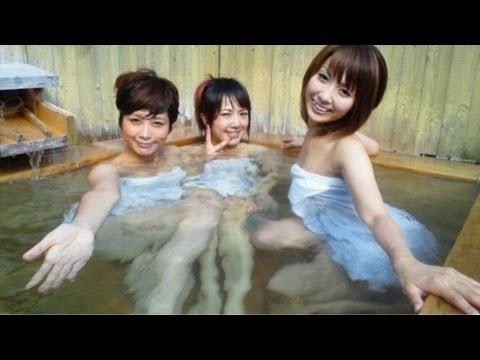 Япония. Японский онсен. Где мыть себя в Японии