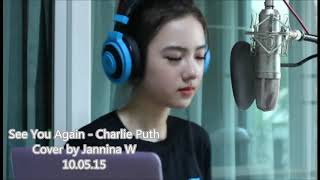 See you again - charlie puth (cover)