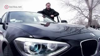 Тест драйв   BMW 116