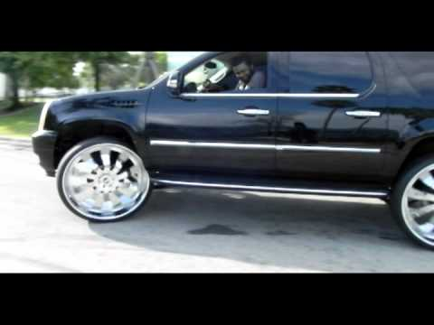 Quot Underground Rim King Quot Escalade On 32 S Youtube