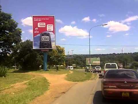 Alliance Media Billboard in Africa