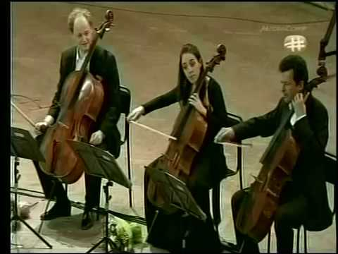 The 12 Cellists Of The Berliner Philharmoniker-Mas Que Nada & Pink Panther