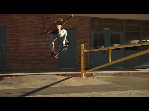 SHAWN BUMP OVER RAIL