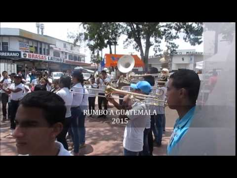BMITG RUMBO A GUATEMALA 2015