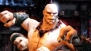 Mortal Kombat X - Goro All Interaction Dialogues