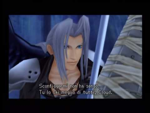 Kingdom Hearts 2 (ITA)- BOSS SEGRETO- Sephiroth: lo Scontro del Destino