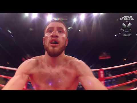 Георгий Челохсаев - Евгений Павко   Referee cam   Мир бокса