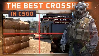PLAYING CS:GO WITH THE BEST CROSSHAIR...