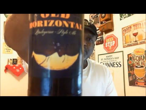 Video Beer Review #307 Old Horizontal Victory Brewing 🍻
