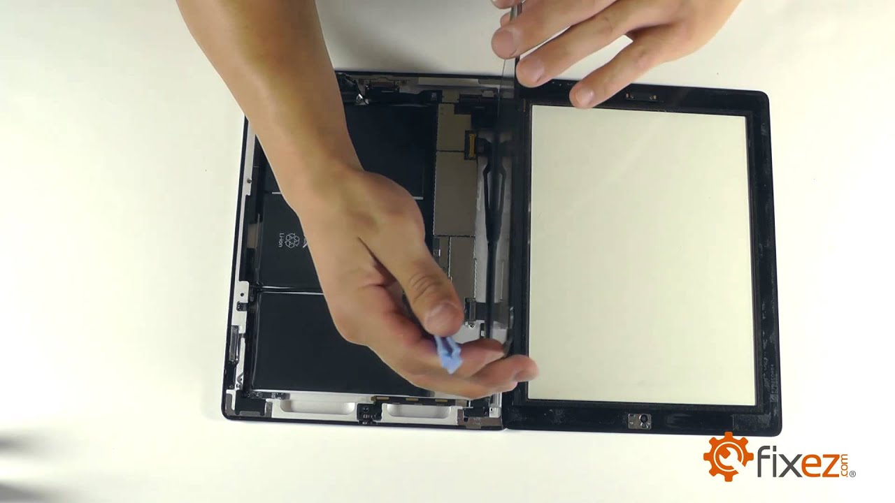 Ipad 2 Charging Dock Port Repair