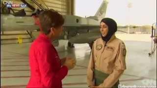 اهتمام واسع بصور الطيارين العرب