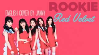 Red Velvet 레드벨벳 - Rookie  English Cover By Janny