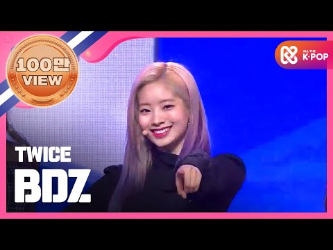 Show Champion EP.291 TWICE - BDZ