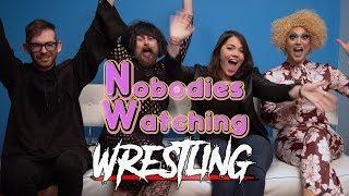 Nobodies Watching Wrestling: EVOLUTION W/ Rachel Millman