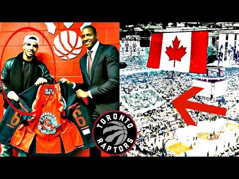 The Remarkable Partnership of Drake and the Toronto Raptors: How they Rebranded Canada's NBA Team
