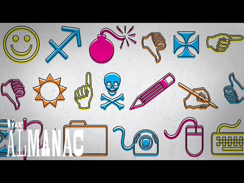 Why the Wingdings font exists