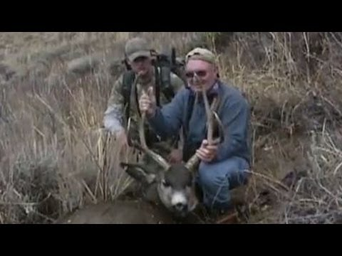 Rifle Mule Deer Hunt Nevada - Rich Creezo - MossBack