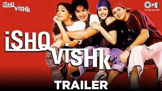 Ishq Vishq  Official Trailer  Shahid Kapoor Amrita