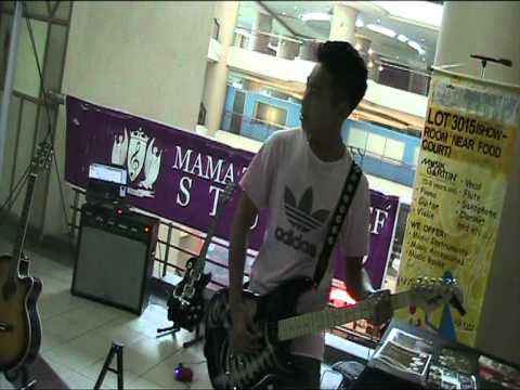 Music Malaysia - Jamming Metallica Enter Sandman with Joyo Digital Wireless Guitar Receiver