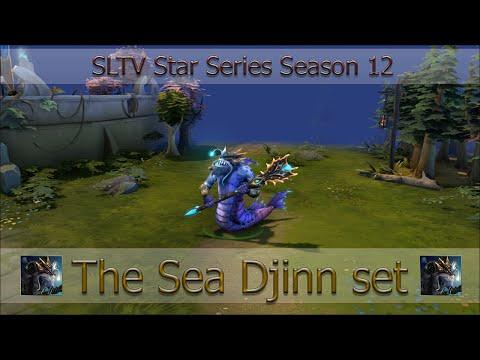 The Sea Djinn Set [SLTV 12]