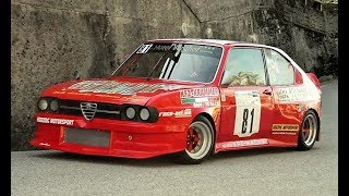 9.000Rpm Alfa Romeo AlfaSud // 190Hp/650Kg Classic Naturally Aspirated Race Car