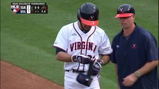 BASEBALL: Virginia vs. No. 2 Vanderbilt Highlights