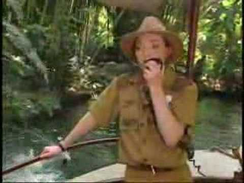 Amanda Dron - 2007 Disney Dream Job Jungle Cruise Skipper