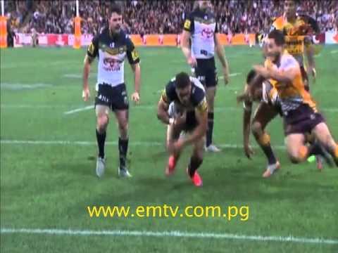 Broncos Win Thrilling Queensland Derby