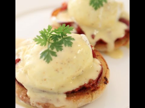 Eggs Benedict (How to and recipe)