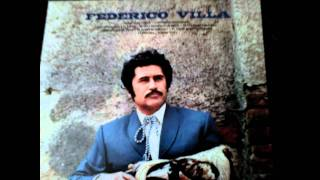 Federico Villa- Amigo Mesero